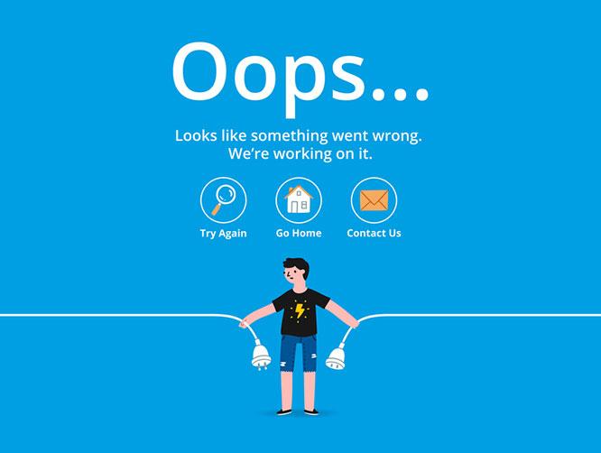 cara perbaiki error 404