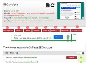 cara agar artikel blog muncul di google paling atas