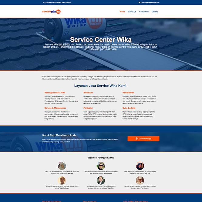 servicecenterwika